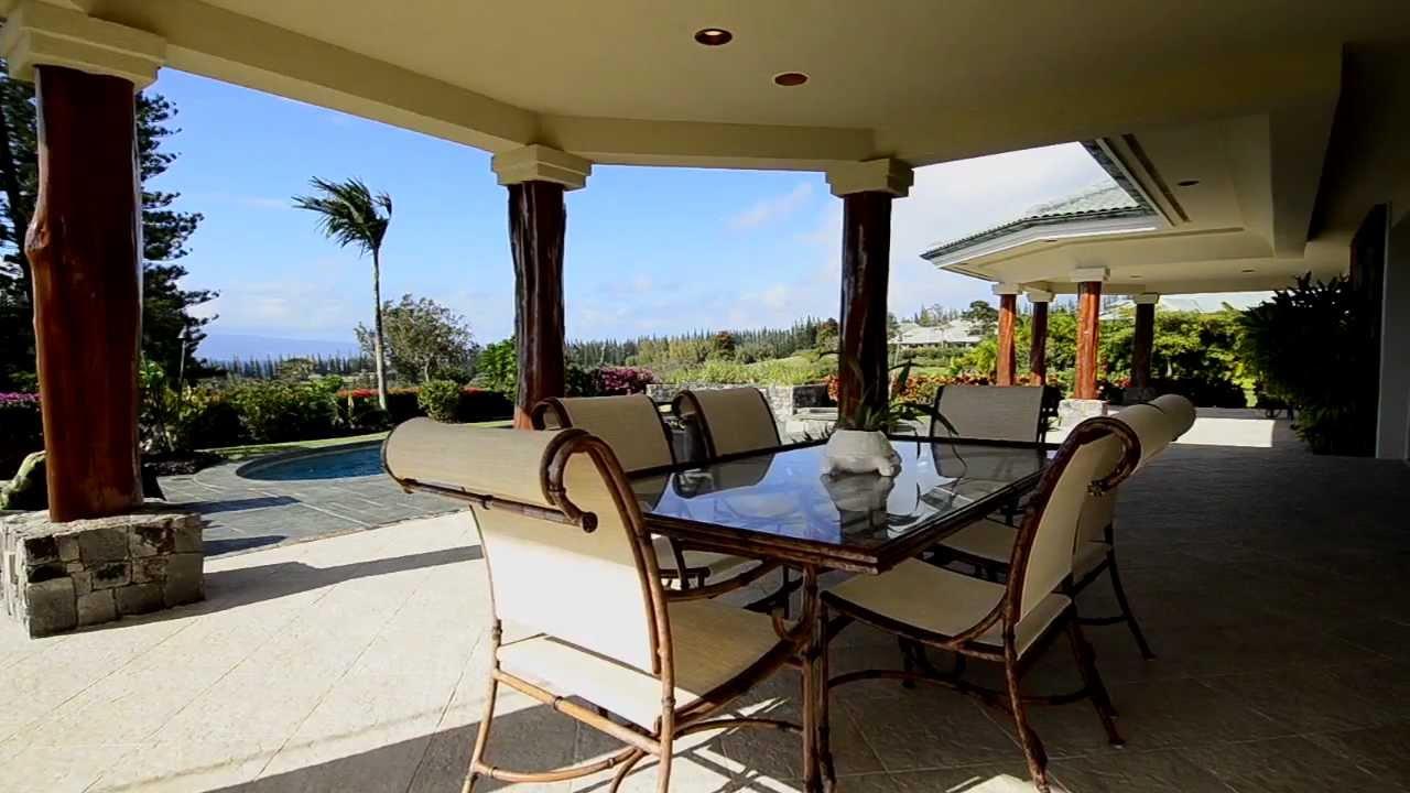 112 Pulelehua Street - Pineapple Hill Estates - Kapalua - Maui Estates