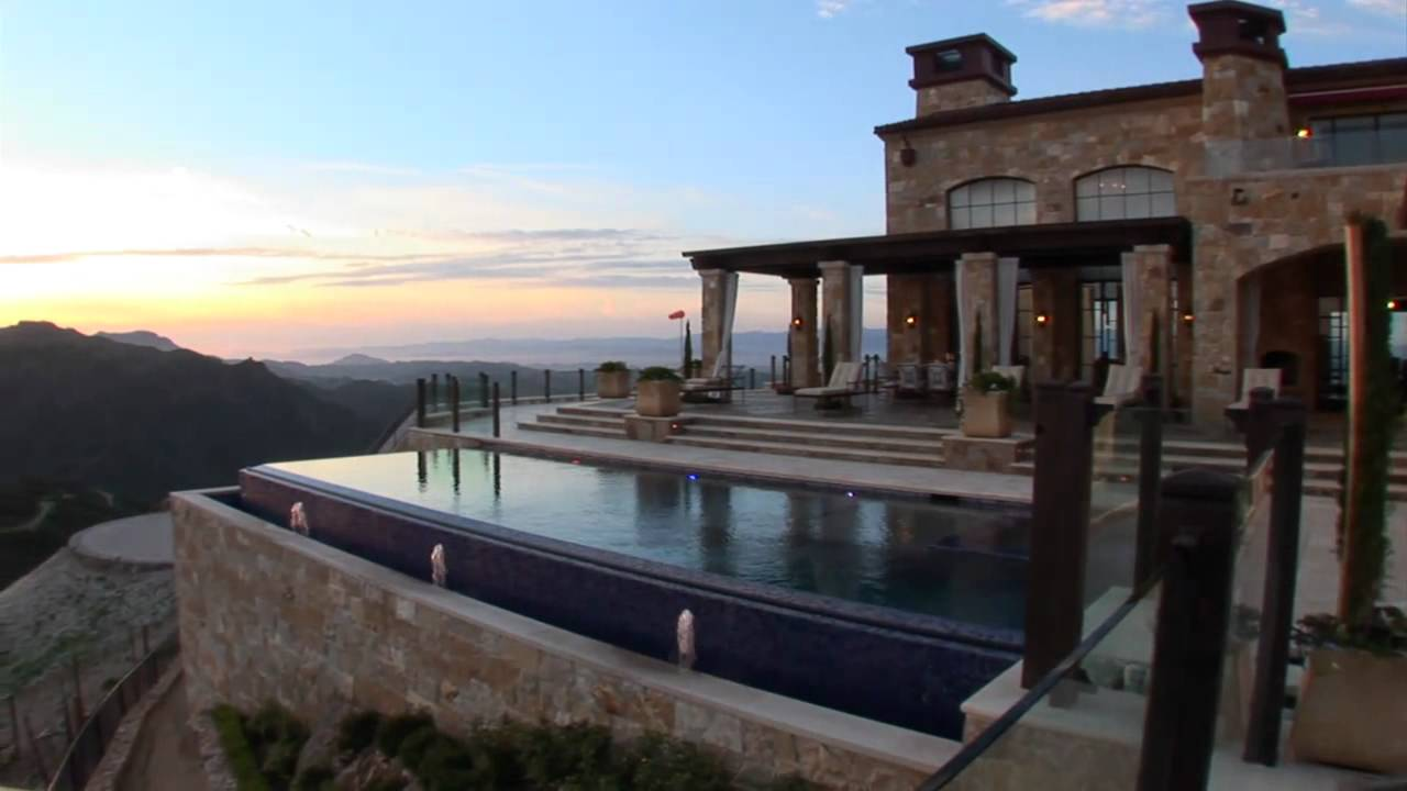 Malibu's $49M Winery Estate
