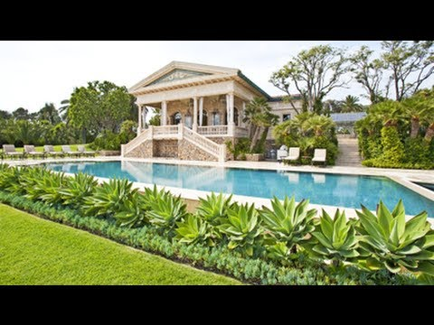 Most Amazing Mansions for Sale California USA LH CHANNEL