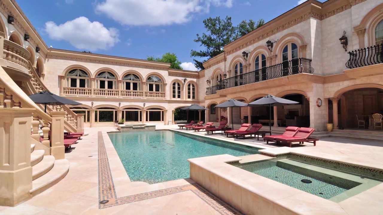 25 Million Dollar Mediterranean Estate
