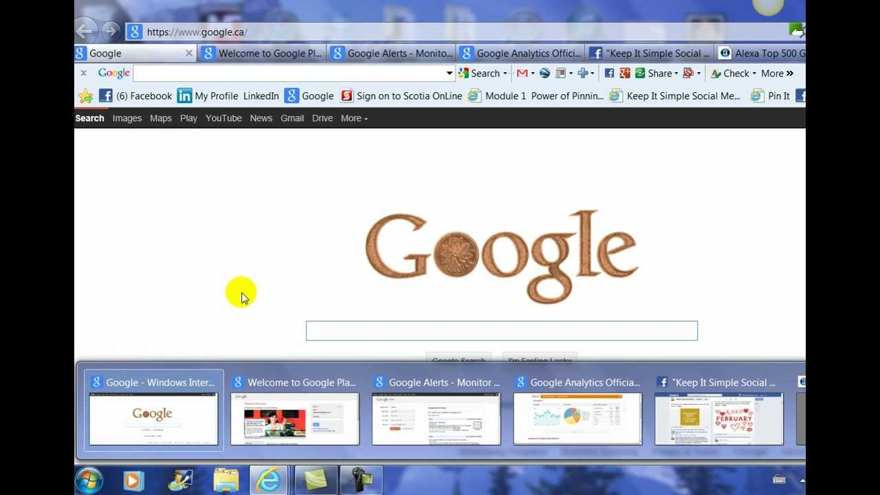 How to Get a Google Footprint FREE