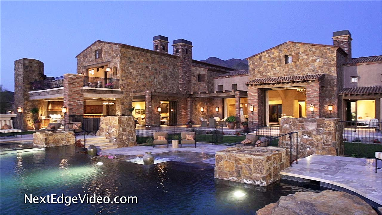 24.5 Million Scottsdale Estate: Promo