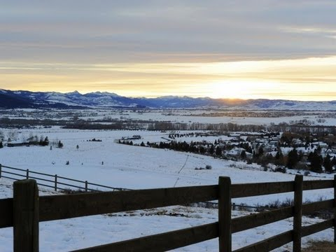 Fabulous Estate with Ultimate Privacy – Gallatin Valley