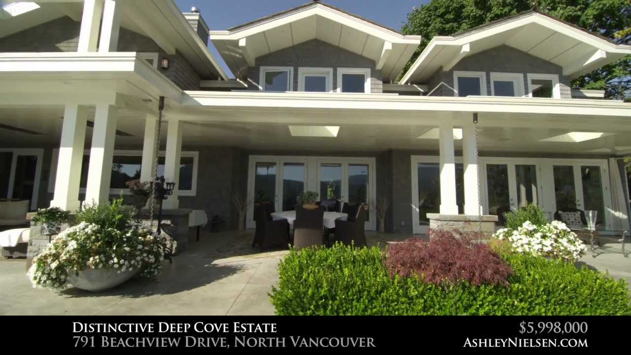 Exceptional Masterpiece of Design – North Vancouver