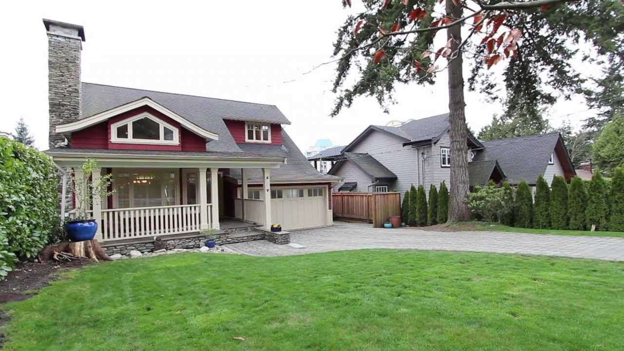 Lower Dundarave Craftsman