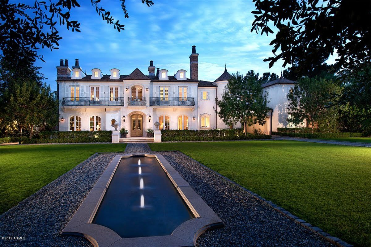 Home of the Week: A French Manor Estate
