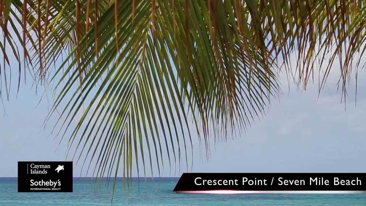 Crescent Point, Seven Mile Beach