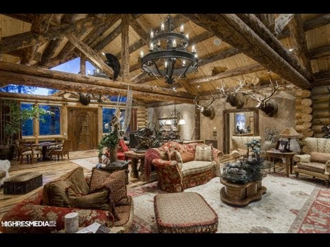 Home of the Week: Spectacular Mountain Retreat