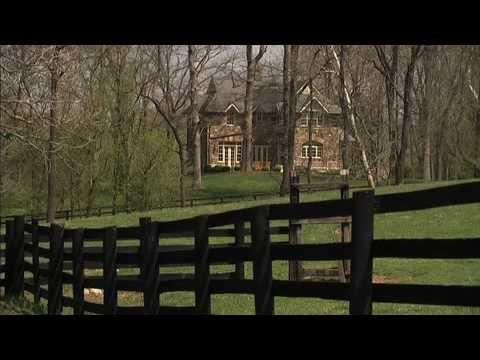 Brigadoon Farm – Stone Manor Home