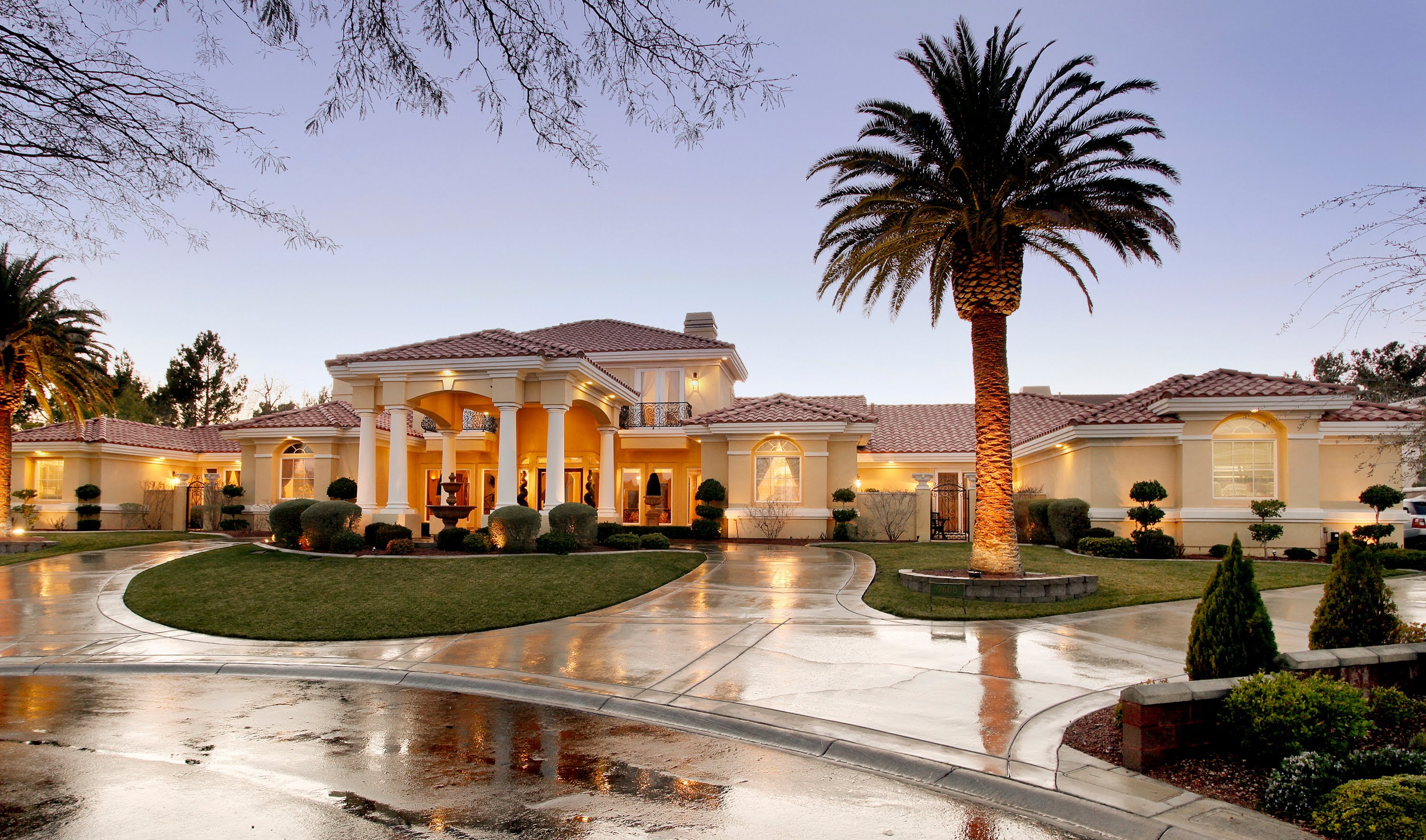 Mediterranean Luxury Estate
