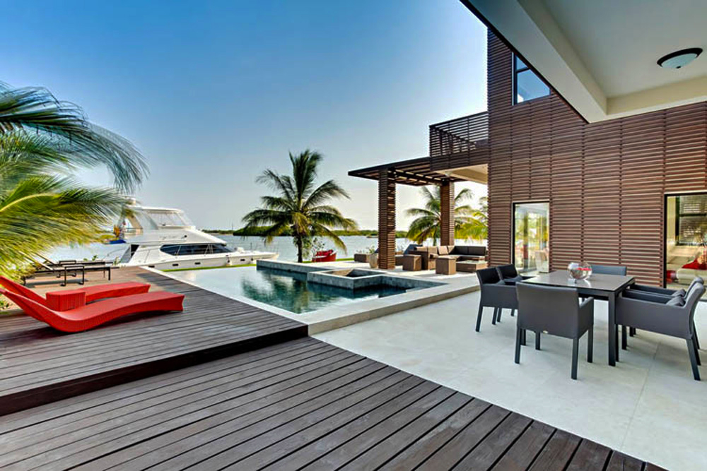 Wild Orchid Residences Give Buyers a Choice of Beach, Marina or Private Island Living in Belize – Marina Villa