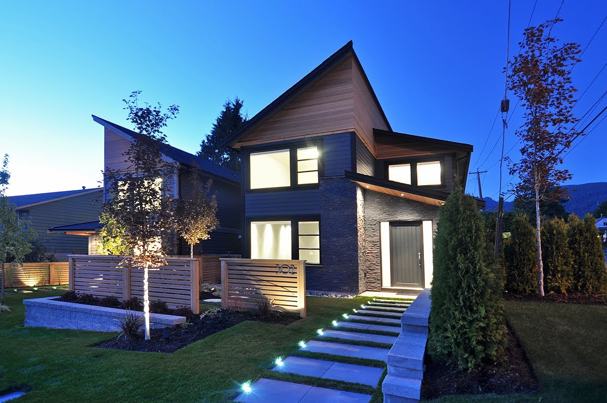 Brand New Dream Homes – North Vancouver