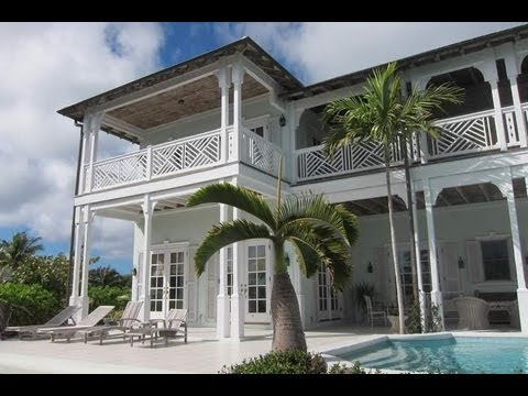 Bougain Villa in Old Fort Bay