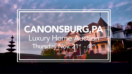 Luxury Home Auction