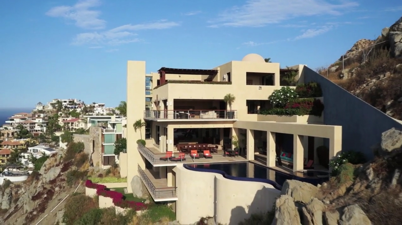 Villa Bellissima – Pedregal Community of Cabo San Lucas