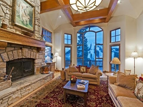 Timeless Deer Valley Ski-In Ski-Out Retreat