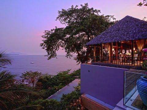 Absolute Oceanfront Trisara Villa