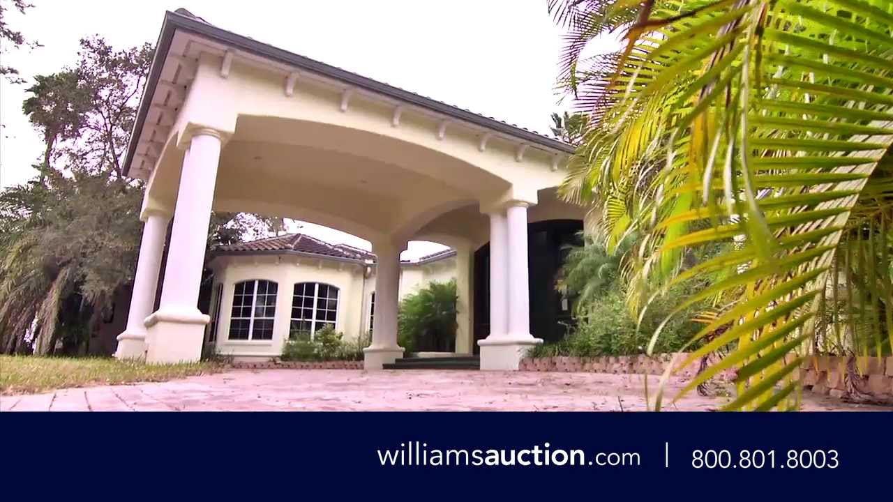 Luxury Home Auction – 10203 Atterbury Ct