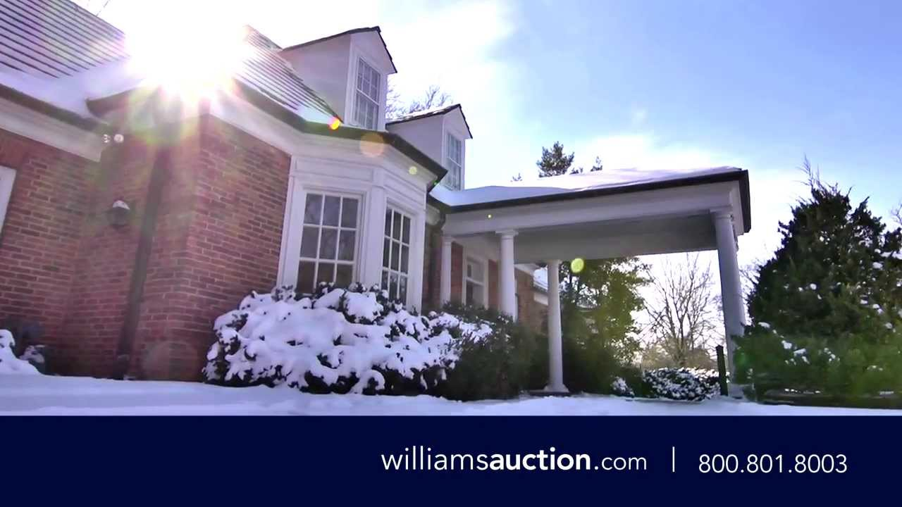 Luxury Home Auction – 15 Ladue Lane