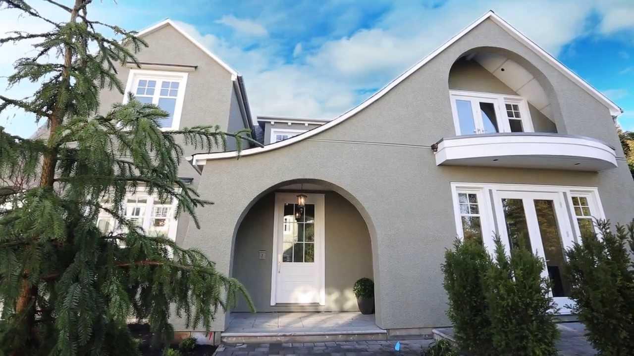$4 Million Luxury Coach House – Shaughnessy Estate