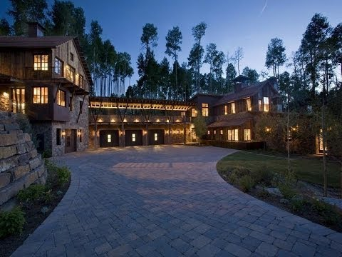 A Masterpiece of Modern Mountain Design – Telluride