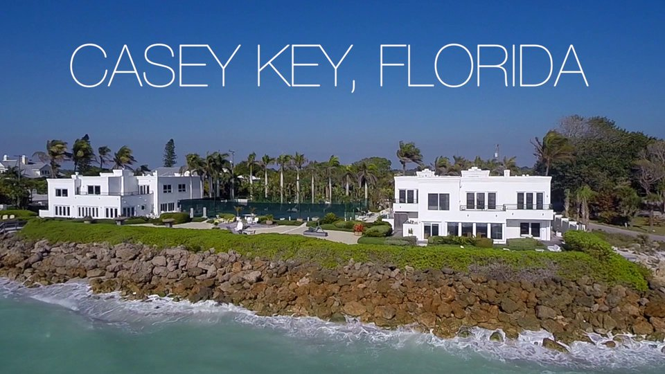 Miami Style Living – Lushly Landscaped Gulf Front Compound
