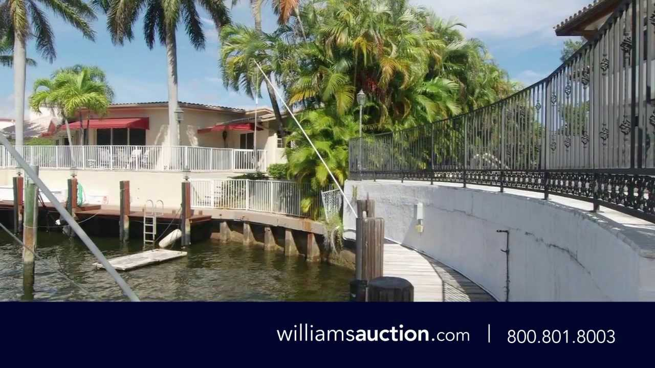 Auction – 747 Coquina Way