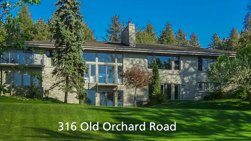Prince Edward County – 316 Old Orchard Road