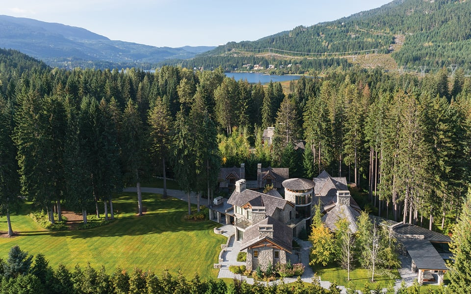 Whistler – Crabapple Estate