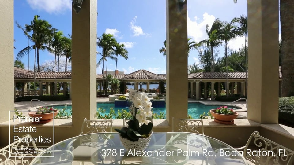 Royal Palm Intracoastal Point Estate
