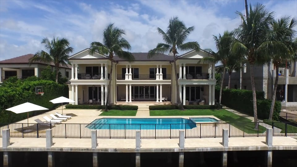 Royal Palm Yacht & Country Club Intracoastal Estate