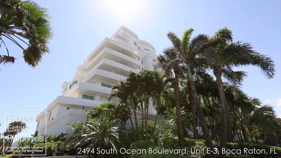 Oceanfront Estate – Aragon