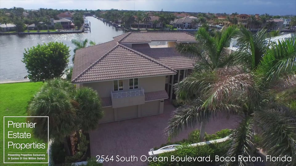 Highland Beach – Majestic Intracoastal Estate