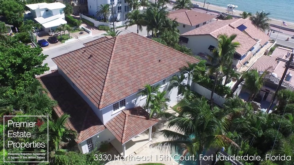 Oversized Property – 3330 Northeast 15th Court, Fort Lauderdale, Florida