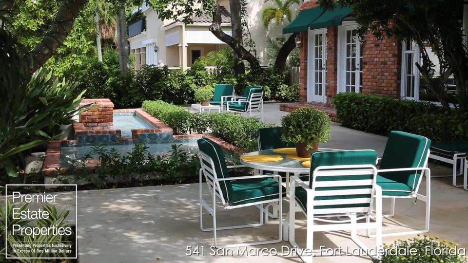 Custom Built Residence – Las Olas Isles