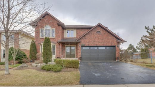 Four-Bedroom, Two-Storey Family Home - 3246 Folkway Drive