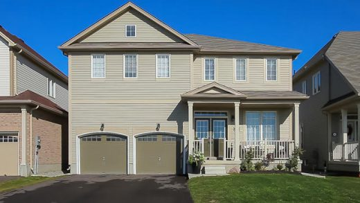 Two Story Home on Premium Lot