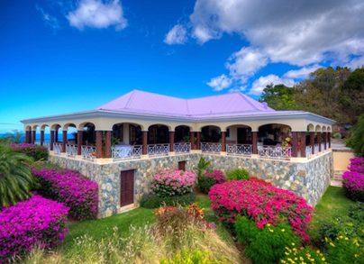 Tortola - St Bernards Hill House