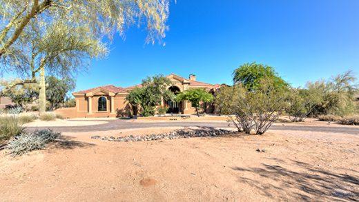 Desert Skyline Estate - 9075 E Hackamore Dr