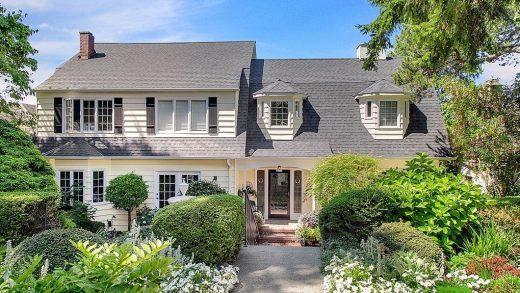 Exclusive West-Facing Waterfront Estate - 4601 Lake Washington Blvd SE