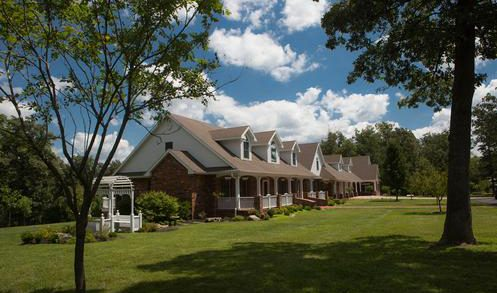Luxury Country Estate - Country Showplace at Midnight Ride Ranch - Auction