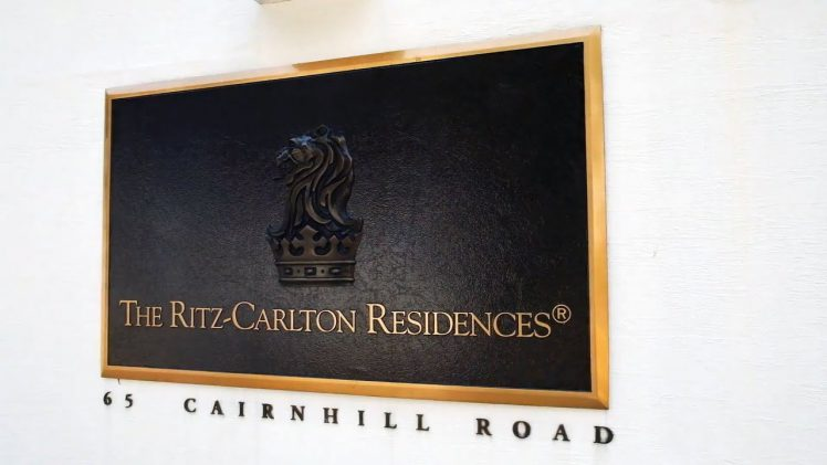 The Ritz-Carlton Residences, Cairnhill Singapore