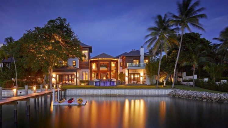 Exotic Intracoastal Waterway Compound