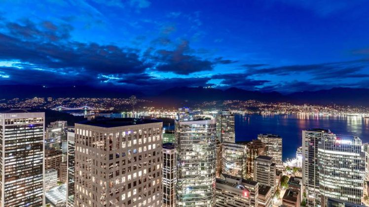 The Hotel Georgia Residences Penthouse, Vancouver BC