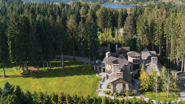 Whistler's $19.9M Crabapple Estate