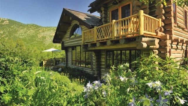 Serene Mountain Home