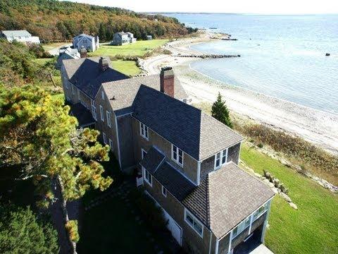 Magnificent Oceanfront Estate