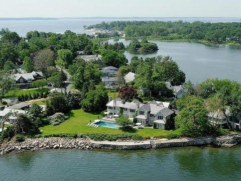 Breathtaking Waterfront Estate