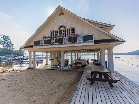 Incredible Lake Front Resort