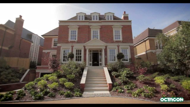 Octagon | Wootton Place – Esher Park Ave
